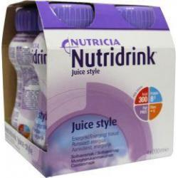 Juice style cassis 200 ml