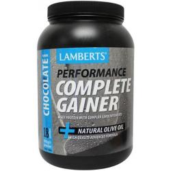 Weight gainer chocolate whey proteine
