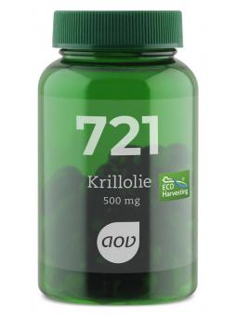 721 Krill olie 500 mg