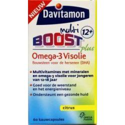 Boost 12+ omega 3 visolie