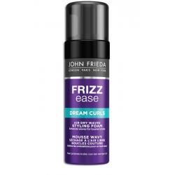 Frizz ease foam air dry waves