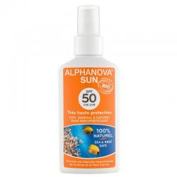 Sun vegan spray SPF50 bio
