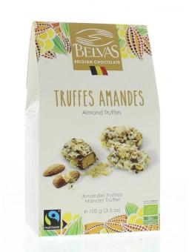 Truffels amandel