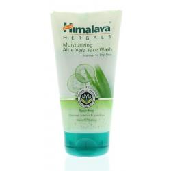 Herbal aloe vera face wash
