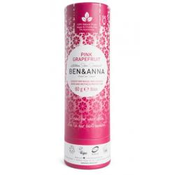 Deodorant pink grapefruit push up
