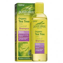 Australian tea tree anti-roos shampoo