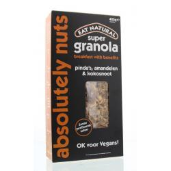 Super granola absolutely nuts