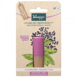 Lipcare elderberry sheabutter