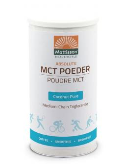 MCT Poeder coconut pure