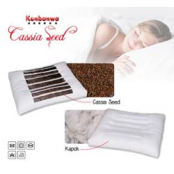 Cassia seed pillow