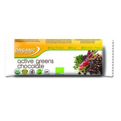 Bar active greens chocolade