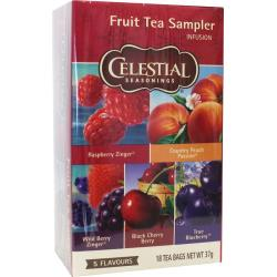 Fruit sampler herb tea