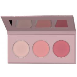 Blush mineral selection pastel rosy spring 01