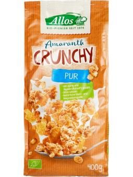 Crunchy amarant basic