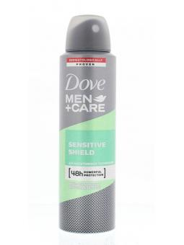 Deodorant spray men sensitive shield