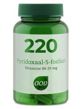 220 Pyridoxaal-5-fosfaat