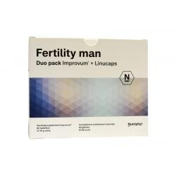 Fertility man duo 2 x 60 capsules