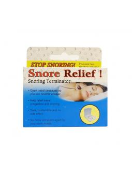 Snore relief