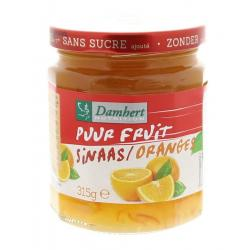 100% Sinaasappel confiture