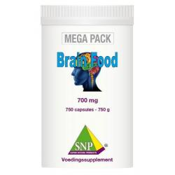 Brainfood 700 mg megapack
