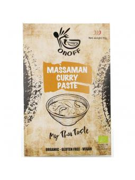 Thaise massaman currypasta