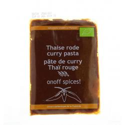 Thaise rode currypasta