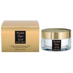 Ambre gris body creme pot