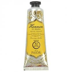 Argan therapy Tunisian amber hand cream