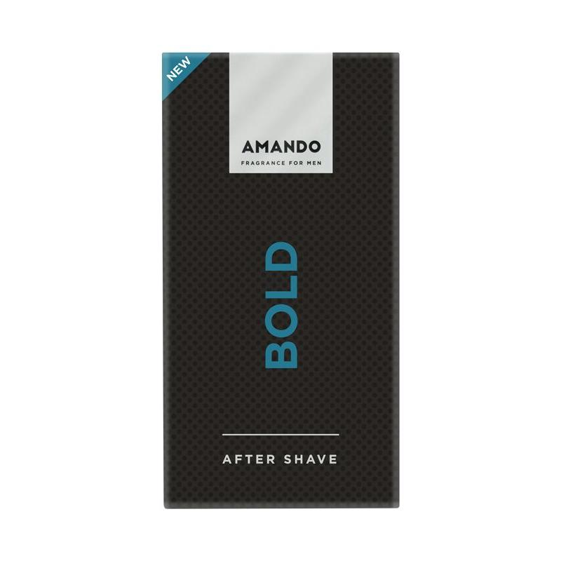 Bold aftershave