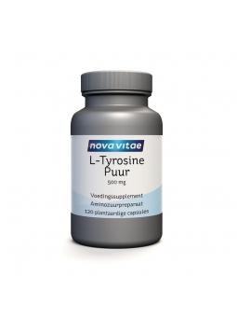 L-tyrosine puur 500mg
