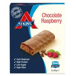 Chocolate raspberry reep 30 gram