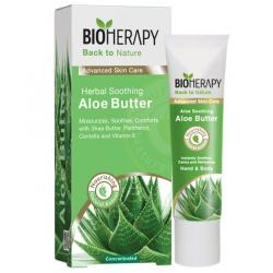 Herbal soothing aloe butter hand & body