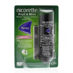Fruit mint spray