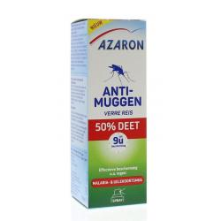 Anti muggen 50% deet spray