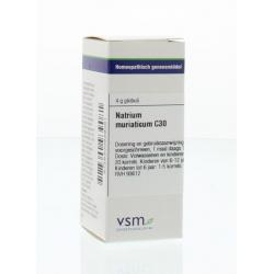 Natrium muriaticum C30