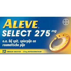 Aleve select 275 mg