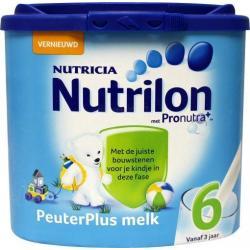 6 Peutermelkplus melk poeder