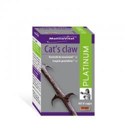 Cats claw platinum