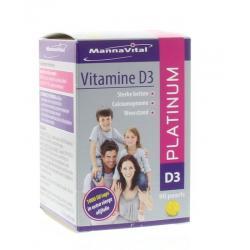 Vitamine D3 platinum