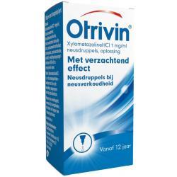 Druppels 1 mg verzachtend