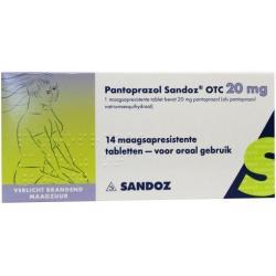 Pantoprazol 20 mg