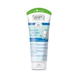 Baby wash lotion & shampoo