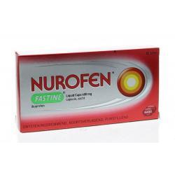 Fastine liquid caps 400 mg ibuprofen
