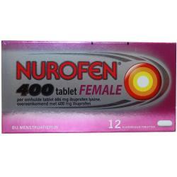 Female 400 mg