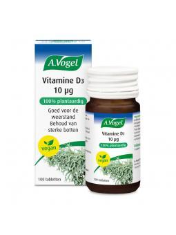 Vitamine D3 10ug