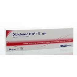 Diclofenac HTP 1% gel