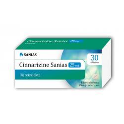 Cinnarizine 25 mg