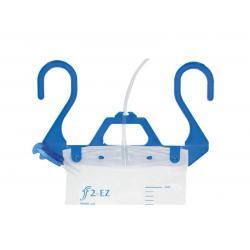 Plastic bedhanger voor...