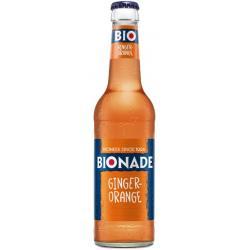 Gember sinaasappel glas