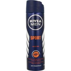 Men deodorant spray sport